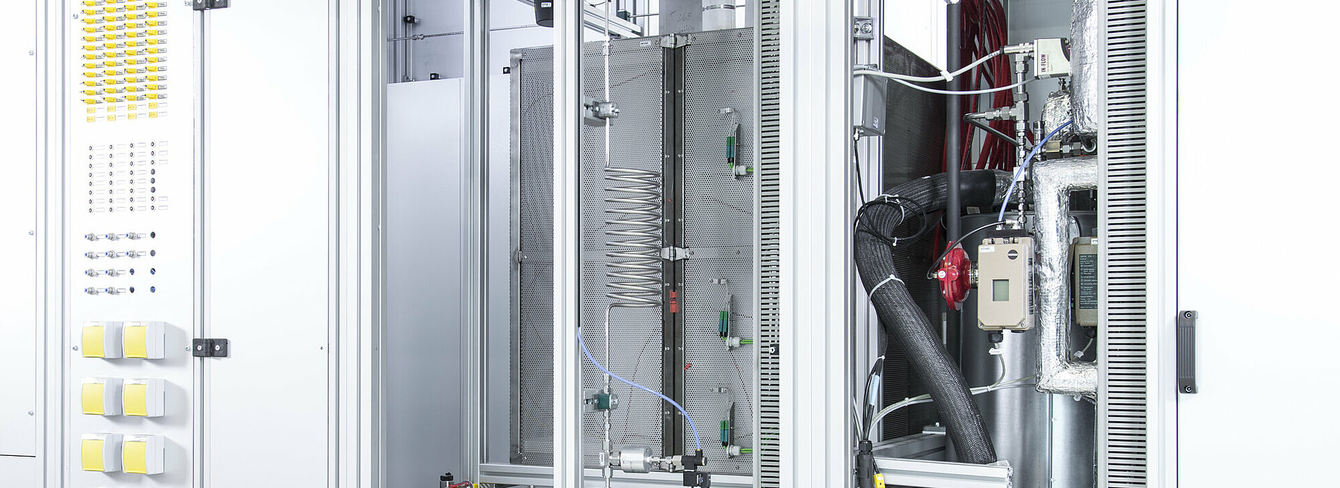 Detailed Insight into a Test Station for SOFC Fuel Cell Systems